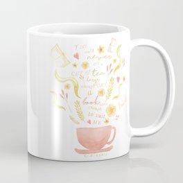 Hard To Find Books And Tea Coffee Mug