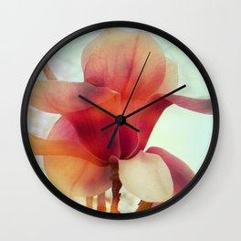 magnolia wish Wall Clock
