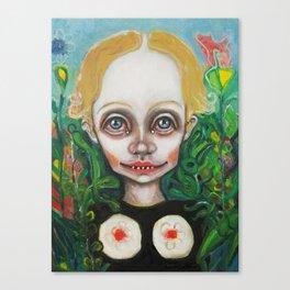 Garden Eden Canvas Print