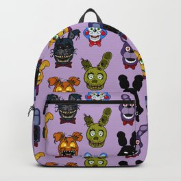 Bunnies Attack! Backpack