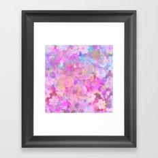 Spring #3 Framed Art Print
