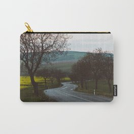Along a rural road - Landscape and Nature Photography Carry-All Pouch