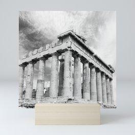 Mystical Parthenon Mini Art Print