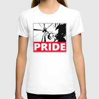 pride T-shirts featuring Pride by TxzDesign