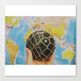 a whole new world Canvas Print