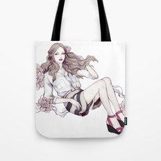 June Tote Bag
