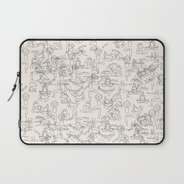 Yoga Manuscript Laptop Sleeve
