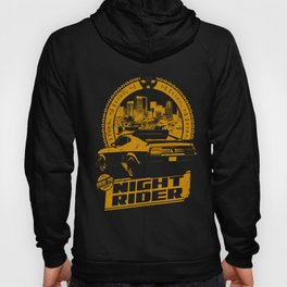 NIGHT RIDER  Hoody