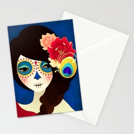 Muertita ~ Candy Stationery Cards