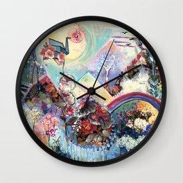 Flourishland Wall Clock