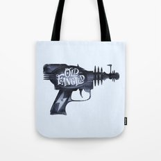 Old Fangled Tote Bag