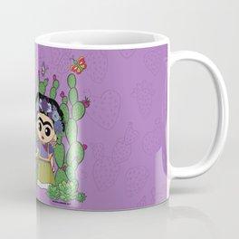 Two Fridas Coffee Mug