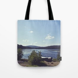 rivers and roads Tote Bag