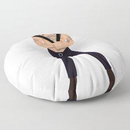 Sharp Trejo Floor Pillow