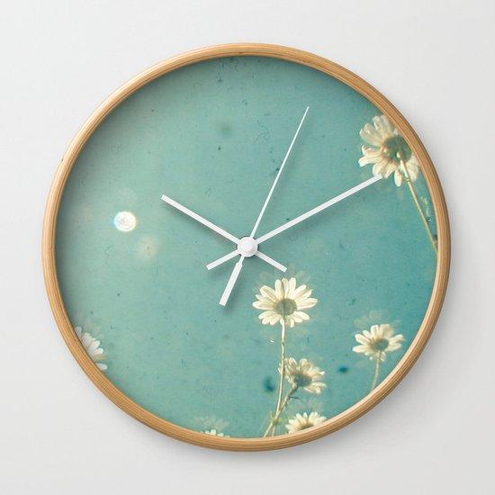 Stand Tall Wall Clock