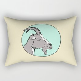 Goat Rectangular Pillow