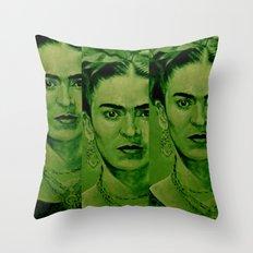 FRIDA 4u Throw Pillow