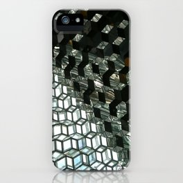 Harpa,  concert hall and conference centre iPhone Case
