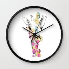 G-raff colour Wall Clock