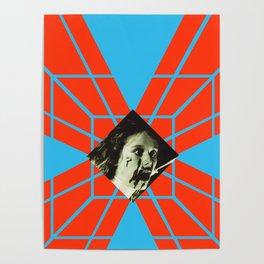 Suspiria Death - Horror Movie - Collage Artwork Poster