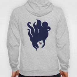 The Octopus Haircut Hoody