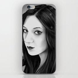 Jules iPhone Skin
