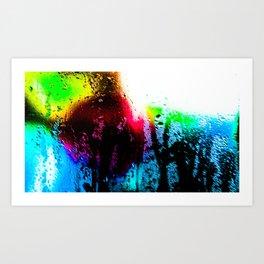 Condensational Art Print
