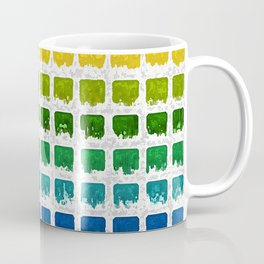 Iced Rainbow Chex Coffee Mug