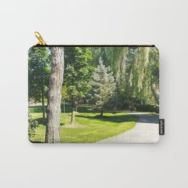 Walk in a Summer Park Carry-All Pouch