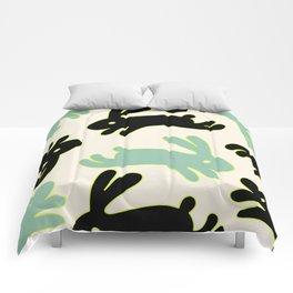 Bunny Honey Comforters