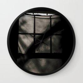 Fenster Licht Wall Clock