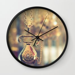 i just called to say ...  Wall Clock