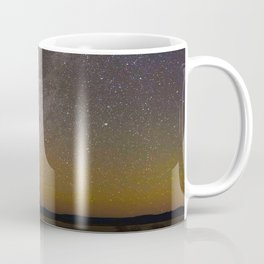 Milky Way Galaxy Star Night Sky Night Time Coffee Mug