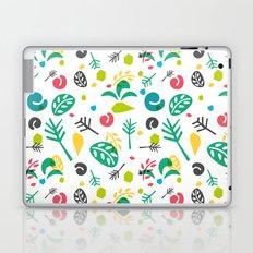 Leaf geo pattern Laptop & iPad Skin