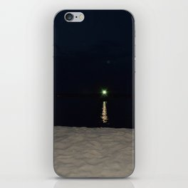 Green Gatsby iPhone Skin