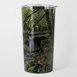 Chuckanut Drive Bridge Travel Mug