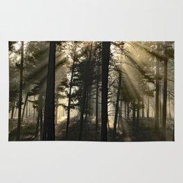 Woodland Sunrise Rug