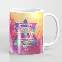 Sacred Geometry (Connection) Coffee Mug