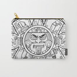 Pencil Wars Shield Carry-All Pouch