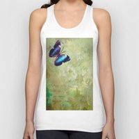 lonely Tank Tops featuring LONELY by AlyZen Moonshadow