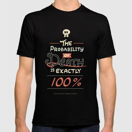 Morbid Reality #01 T-shirt