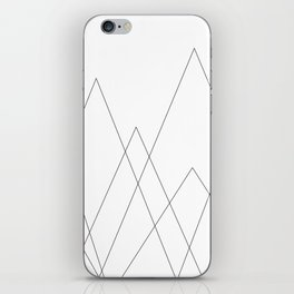World of Opportunities iPhone Skin