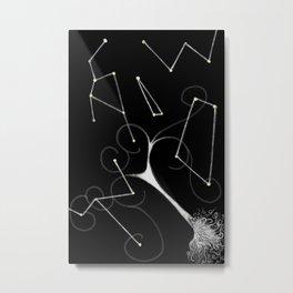 Astral Projector Metal Print