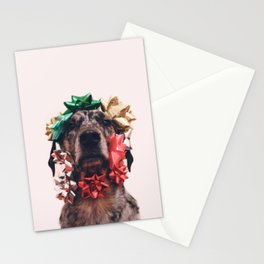 Bows and Mutts Stationery Cards