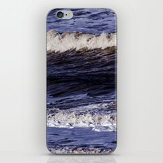 To the sea, to the sea... iPhone & iPod Skin