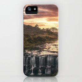 Fire & Water iPhone Case