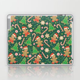 Gingerbread Men Laptop & iPad Skin