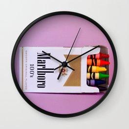 Positive Change Wall Clock