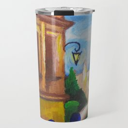 The East in the West Travel Mug