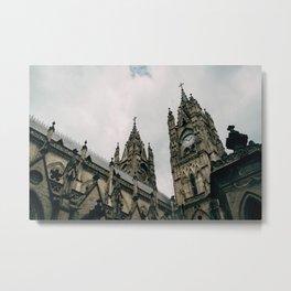 Basílica Metal Print
